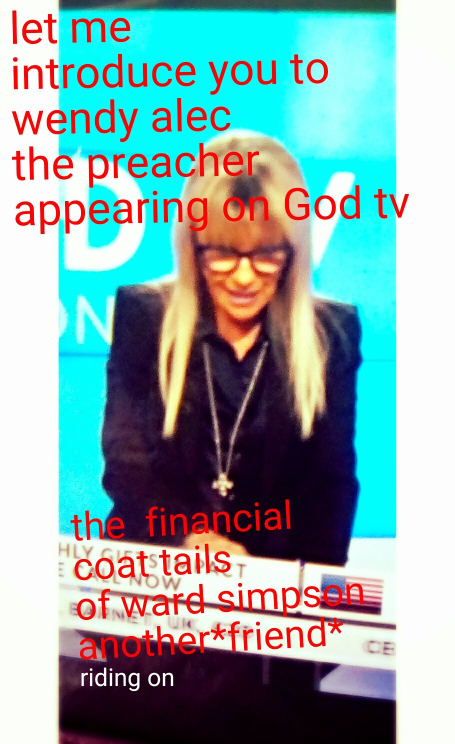 The Governmental Goals Of God Tv Part Ii €� Exposing The Hidden Governmental  Agendas Behind The Seemingly Innocent Looking Facade Of God Tv